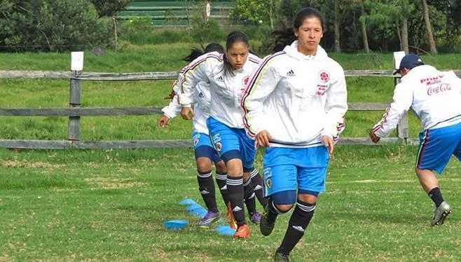 Femenino Sub-17 Colombia lista para su debut ante Bolivia