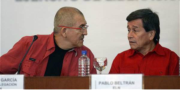 Garcia y Pablo Beltran