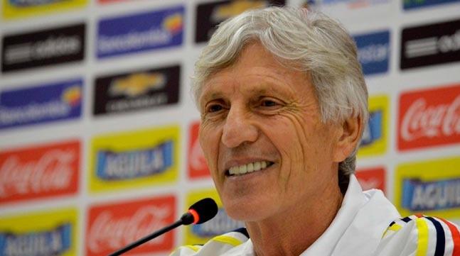 Pekerman Colombia va por los tres puntos ante Bolivia