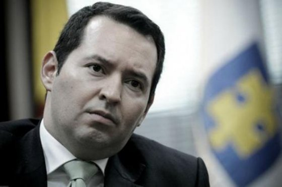 Vicefiscal Jorge Perdomo
