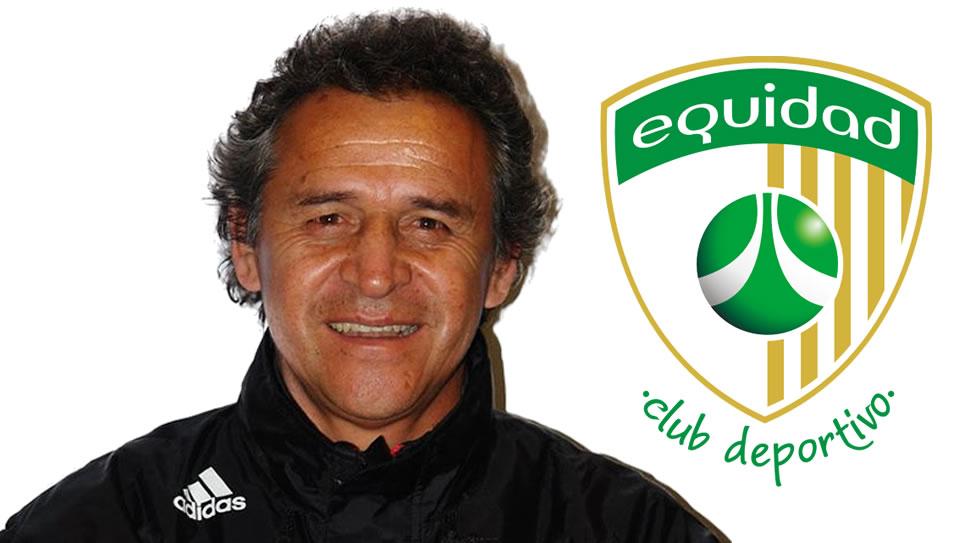 Arturo Boyacá técnico de Equidad