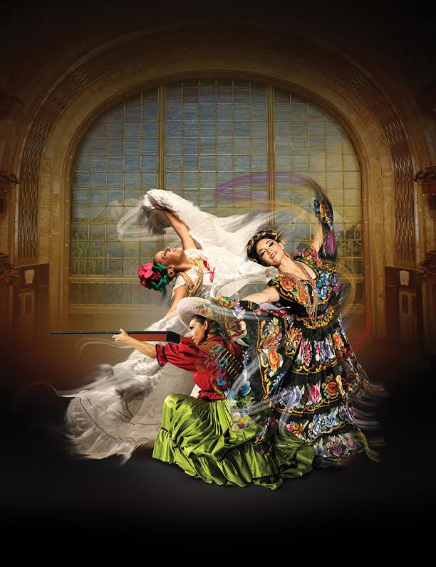 Ballet Folklórico de México de Amalia Hernández2