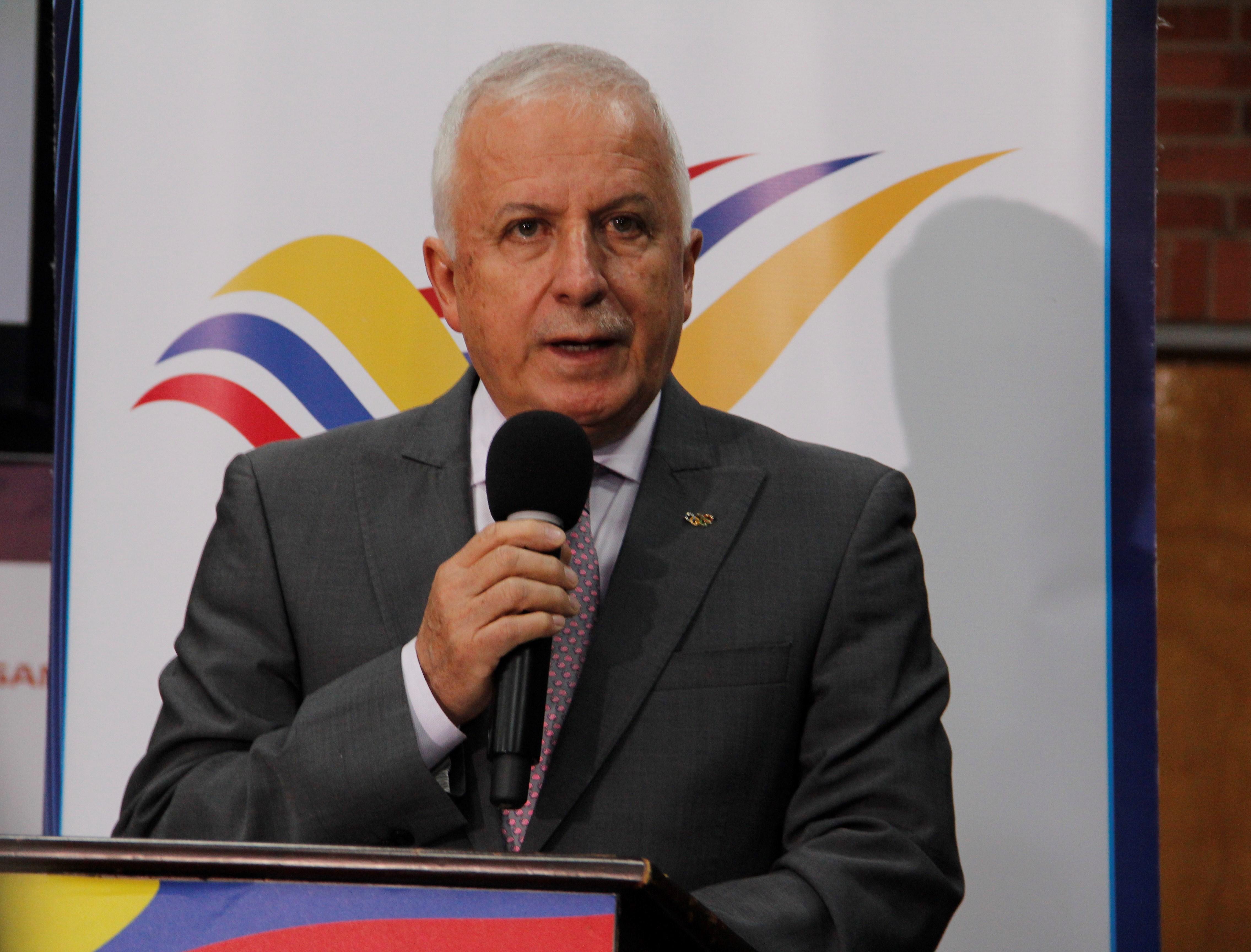 Baltazar Medina (foto), presidente del COC