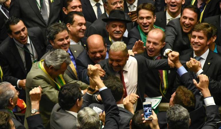 Camara de Diputados de Brasil