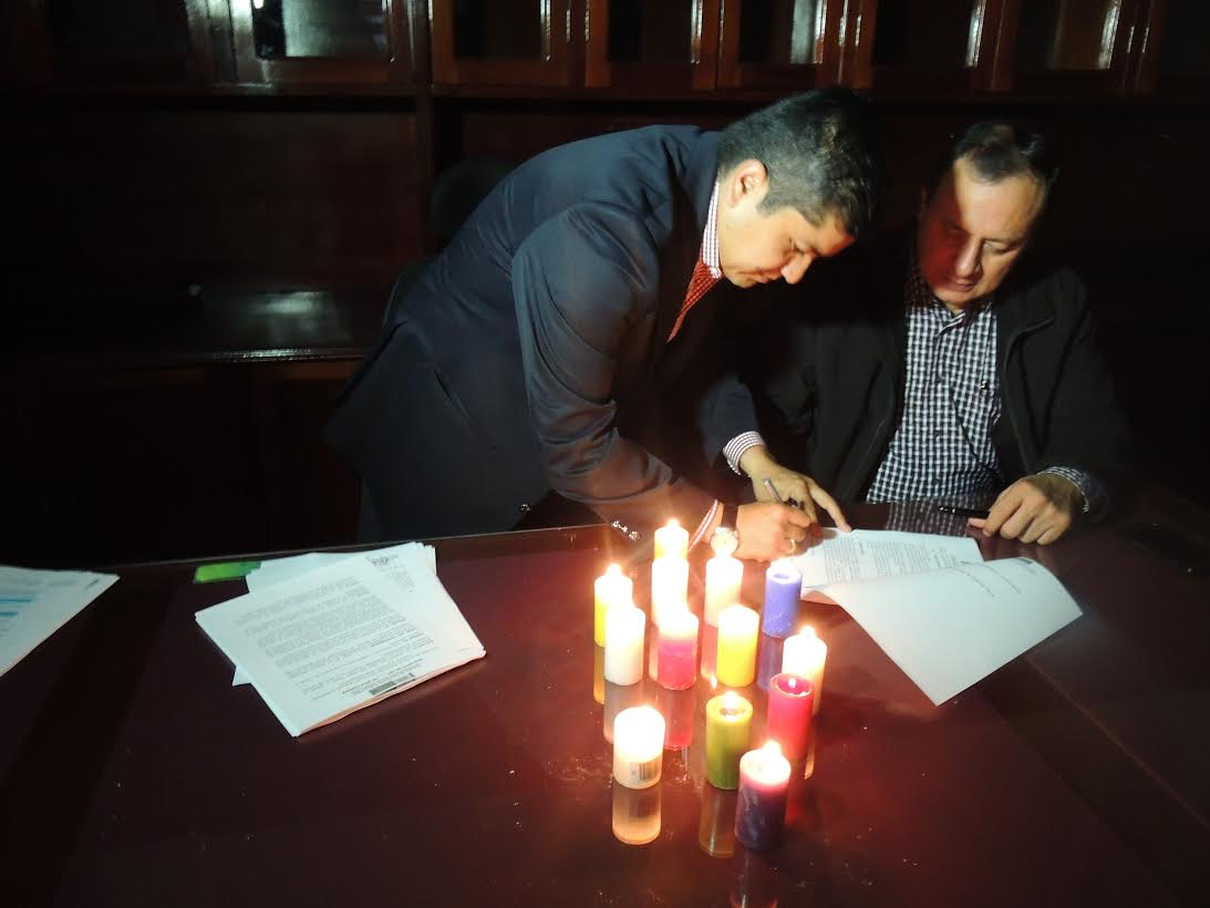 """Carlos eduardo Guevara Ponerle freno al """"cargo de confiabilidad"""""""