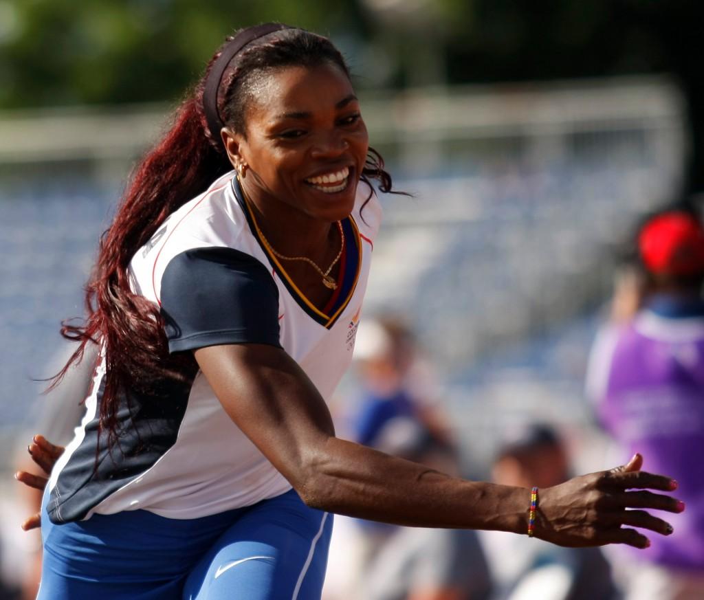 Caterine Ibargüen, atletismo