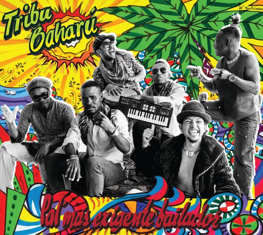 Cover 2 album tribu