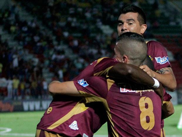 El Deportes Tolima sigue dando muestras de recuperación en la Liga Colombiana