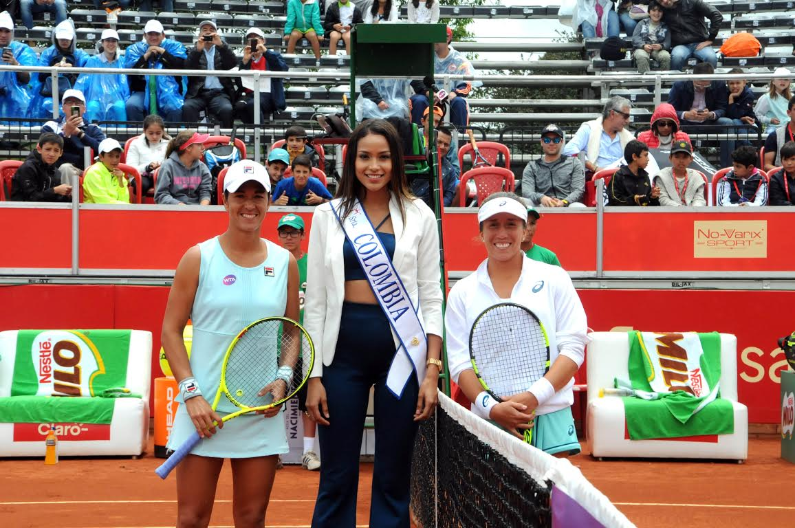 Falconi, Miss Colombia y Soler