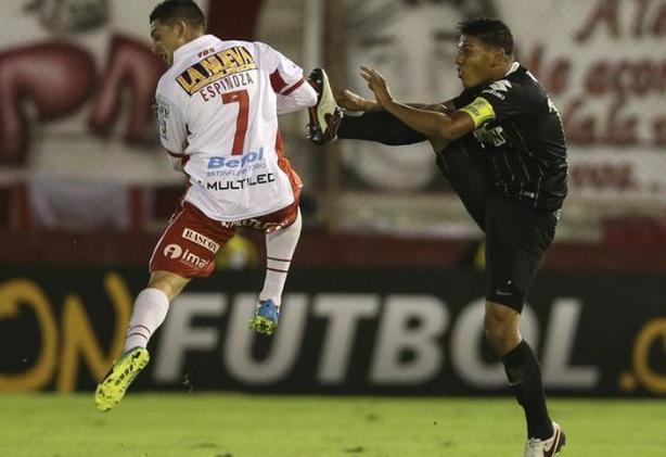 Huracán -Atletico Nacional Empataron
