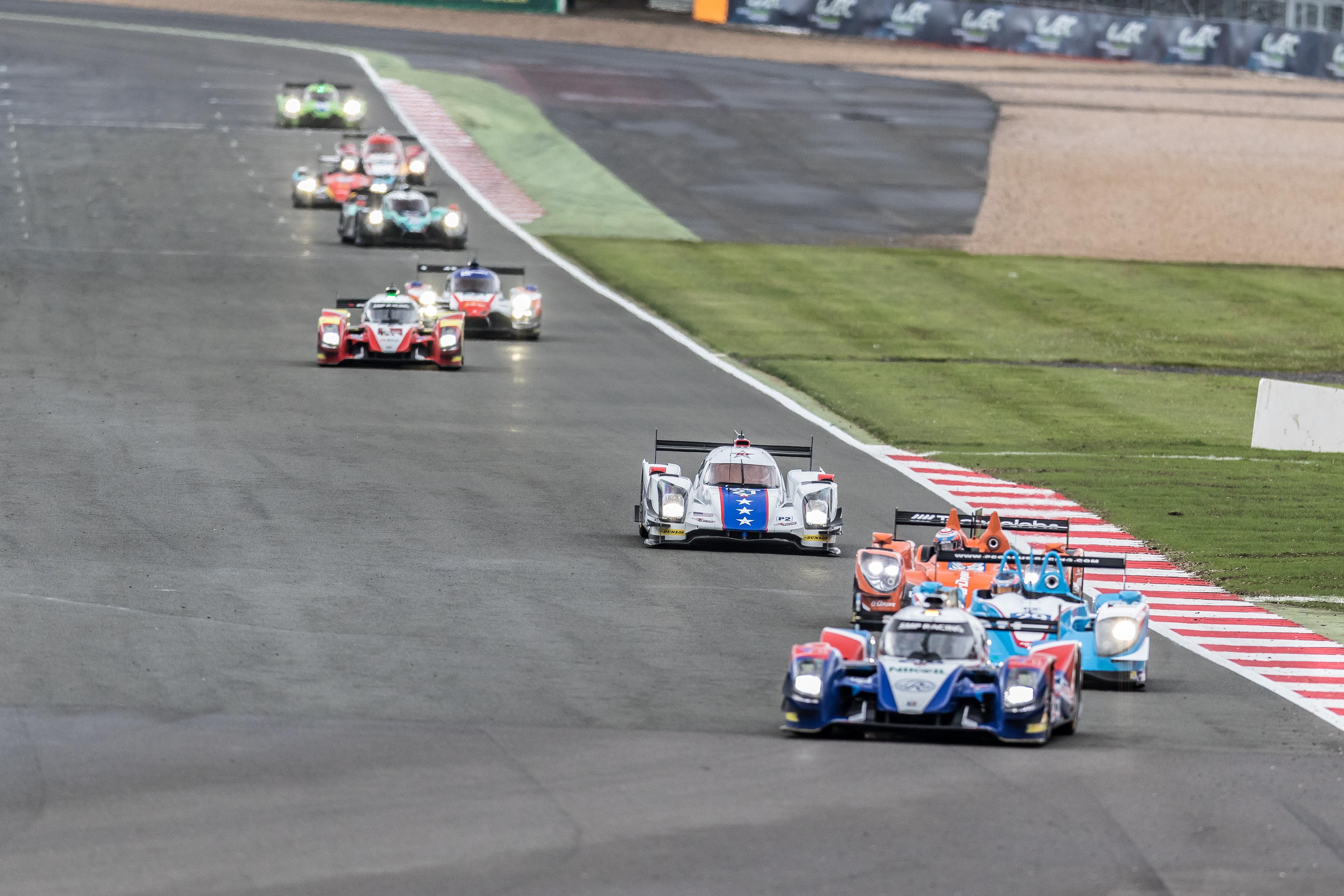 Car # 21 / DRAGONSPEED / USA / Oreca 05 - Nissan / Henrik Hedman (SWE) / Nicolas Lapierre ( FRA) / Ben Hanley (GBR) - ELMS 4 Hours of Silverstone  - Silverstone Circuit - Towcester, Northamptonshire - UK