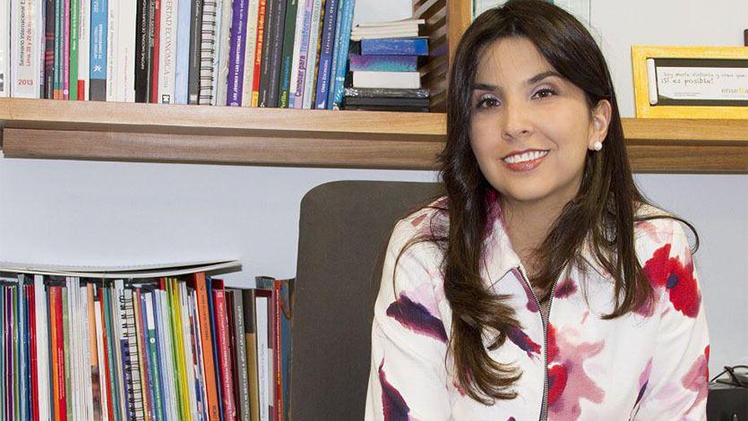 María Victoria Angulo González Secretaria de Educacion de Bogota