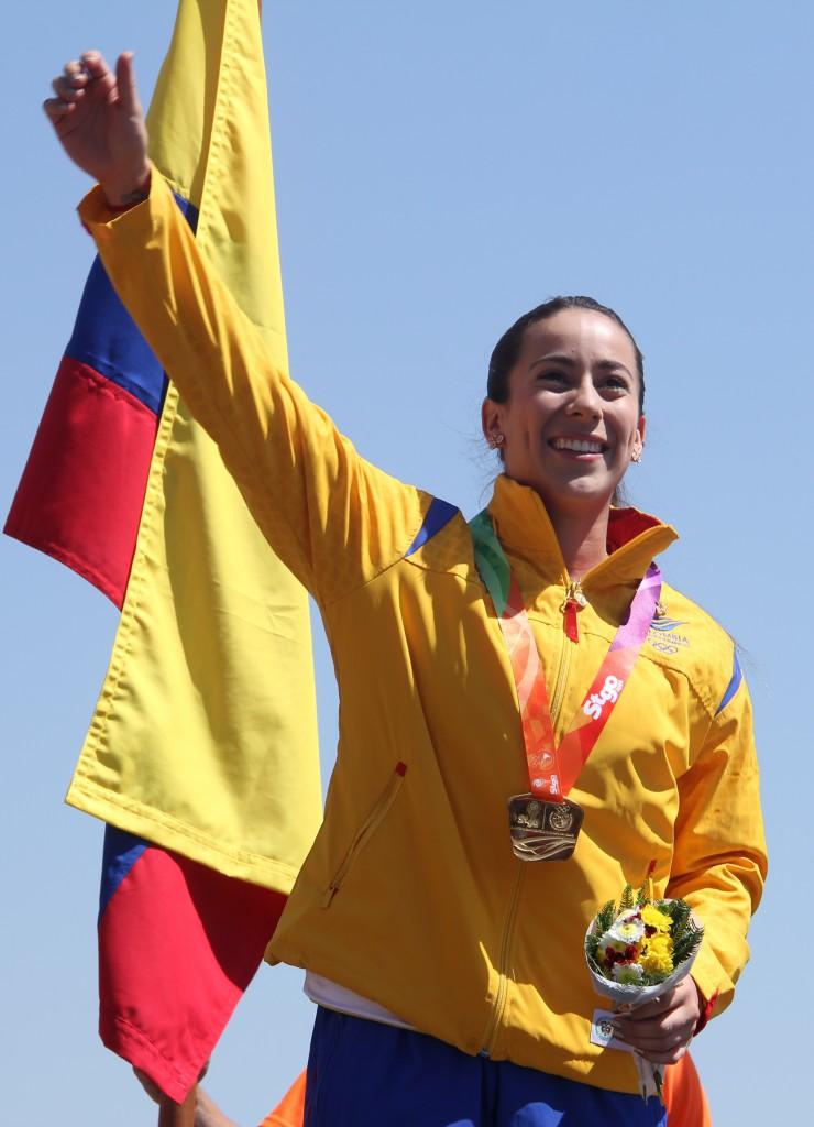 Marina Pajón Londoño, BMX