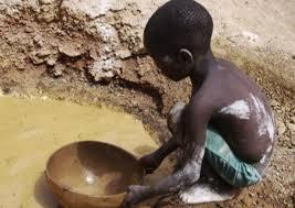 Niños Minas de Oro Choco