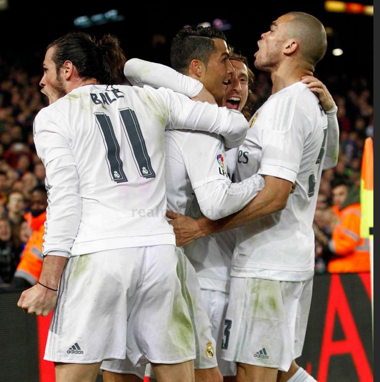 Real Madrid se llevo el Clàsico.2 (1)