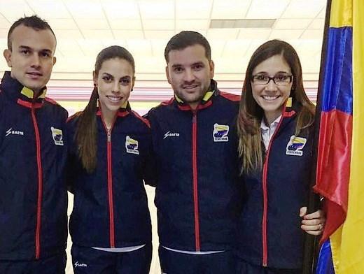 Selección Colombia de Bowling.