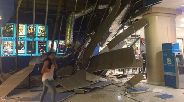 Temblor en Ecuador 160416 A