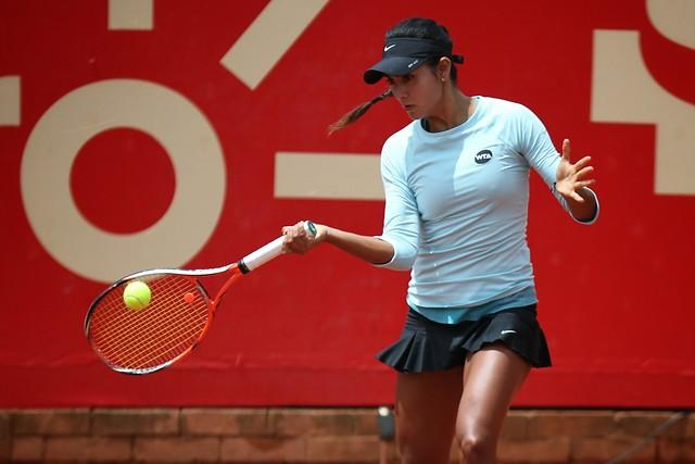Yuliana Lizarazo, tenista colombiana.