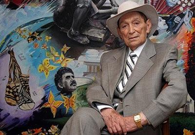 'A ritmo de Escalona', conmemoración en FILBo de los 90 años de su nacimiento. Foto: joseluisabalos.blogspot.com