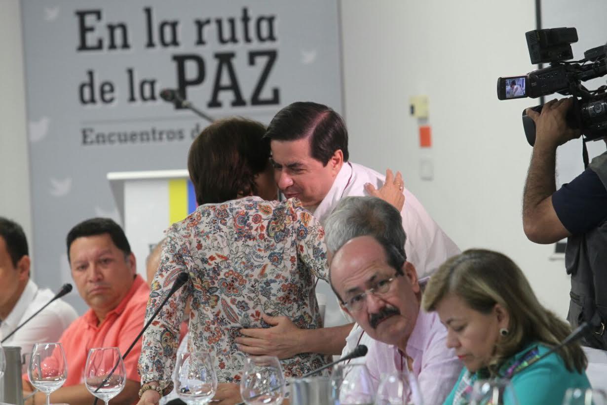 foro En La Ruta de la Paz Diálogo Político5