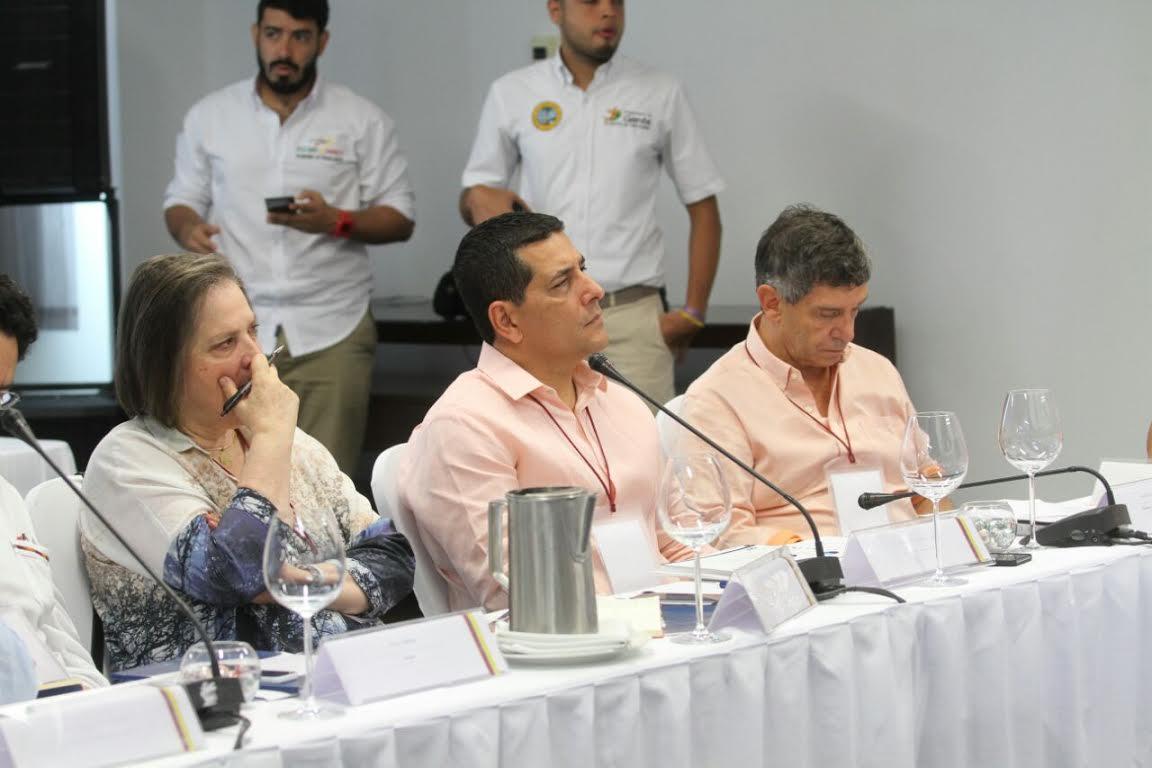 foro En La Ruta de la Paz Diálogo Político8