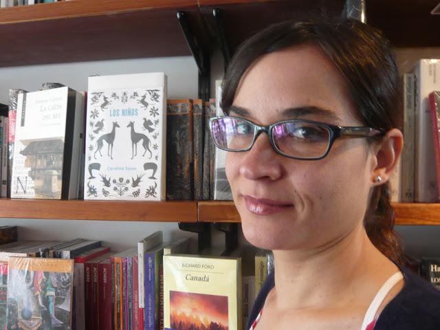La escritora y columnista Carolina Sanín, invitada al Encuentro Internacional de Periodismo. Foto: La Pluma & La Herida