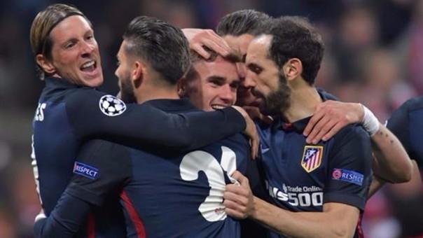 Atlético de Madrid jugará la final de la Champions League