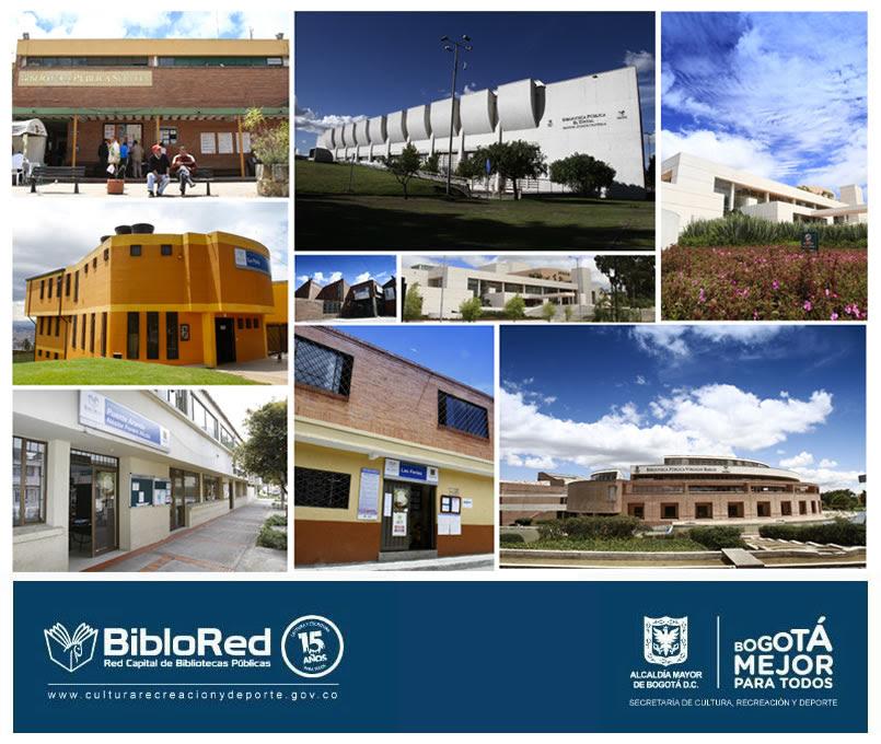 BibloRed celebra sus 15 años con aprobación de proyecto de acuerdo en el Concejo de Bogotá