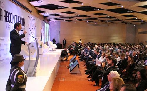 Colombia debe prepararse para el posconflicto, a través del perdón Mauricio Lizcano