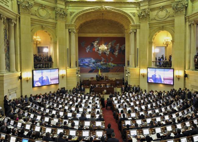 Congreso de la República 180516