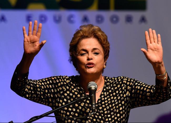 Dilma Rousseff120516