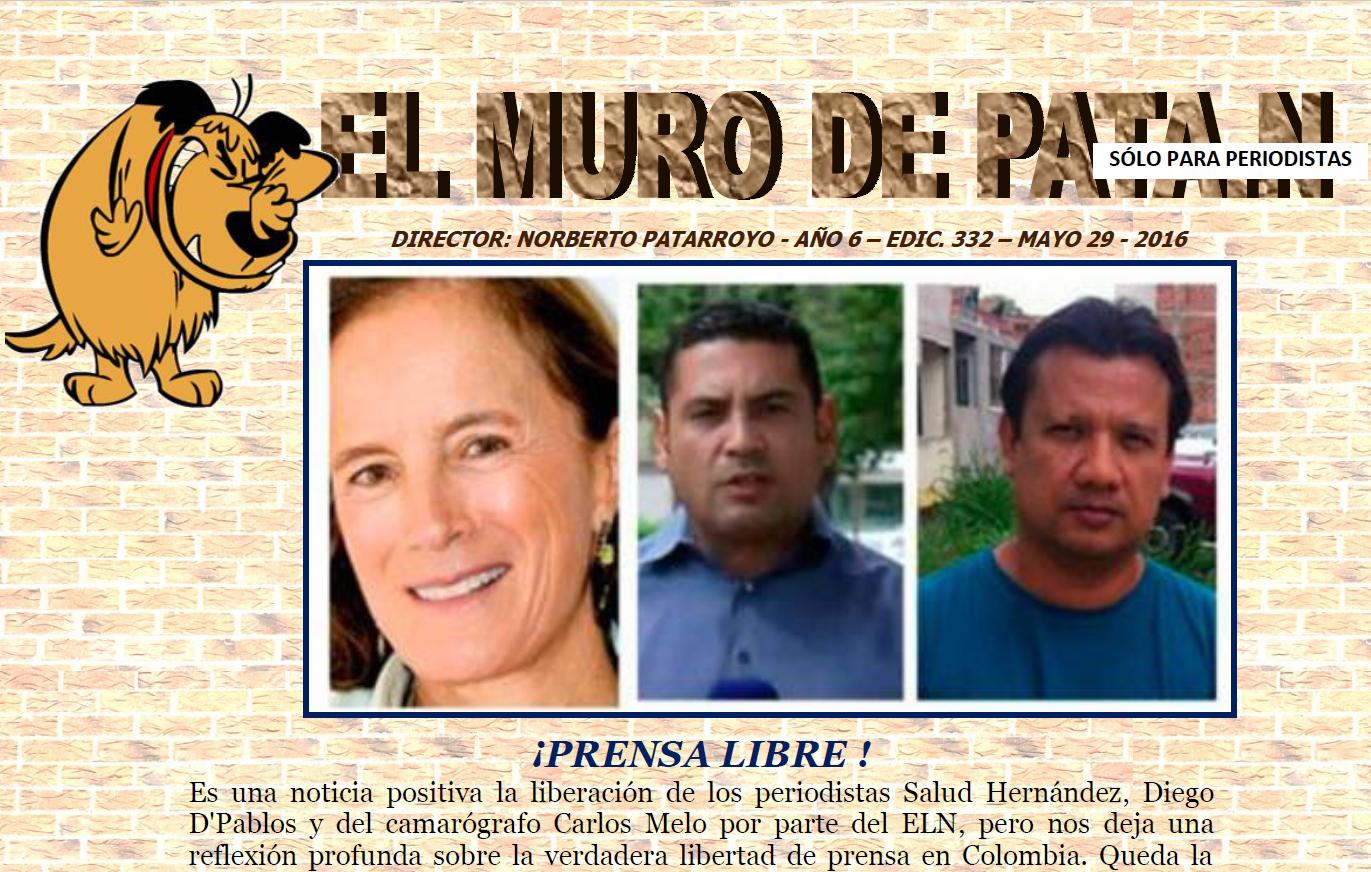 EDICIÓN 332 EL MURO DE PATA.N