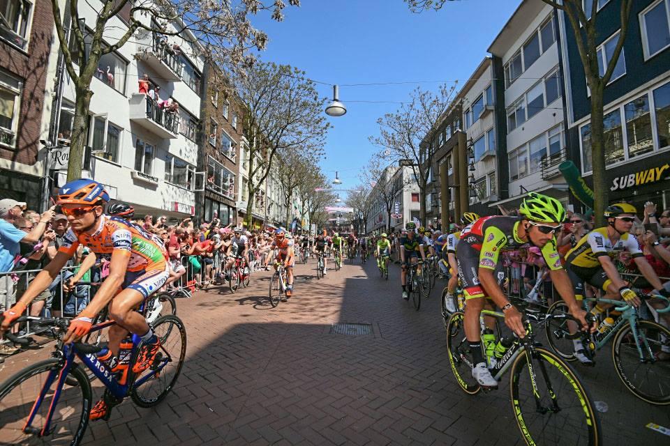 El Giro en Holanda