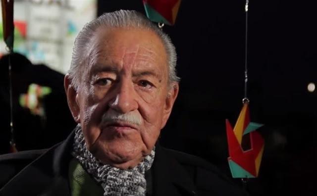 El maestro Fernando Soto Aparicio