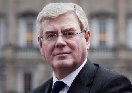 Enviado de UE a proceso de paz Eamon Gilmore