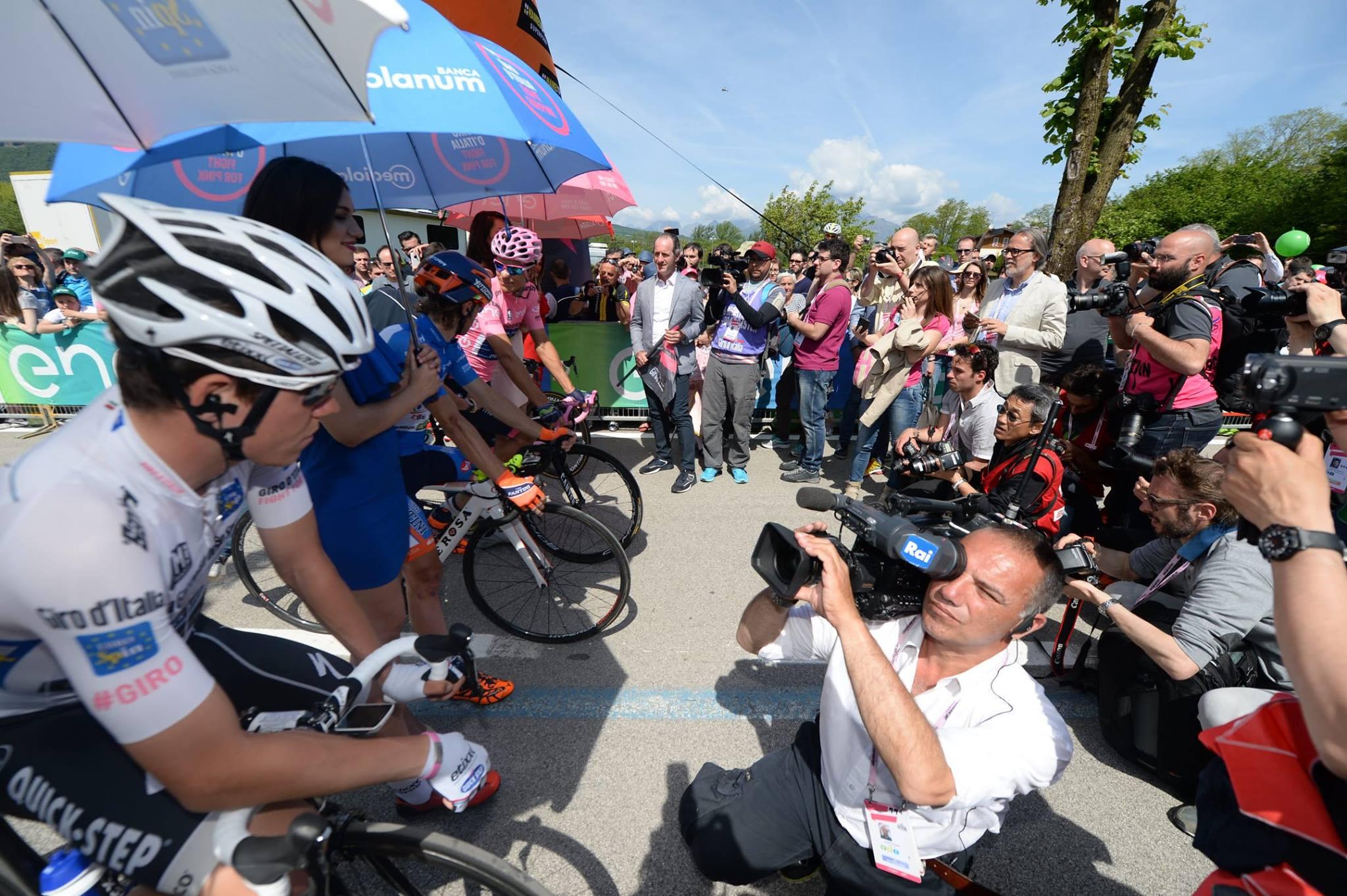 Esteban Chaves gana la Etapa 14 del Giro d'Italia 2016B
