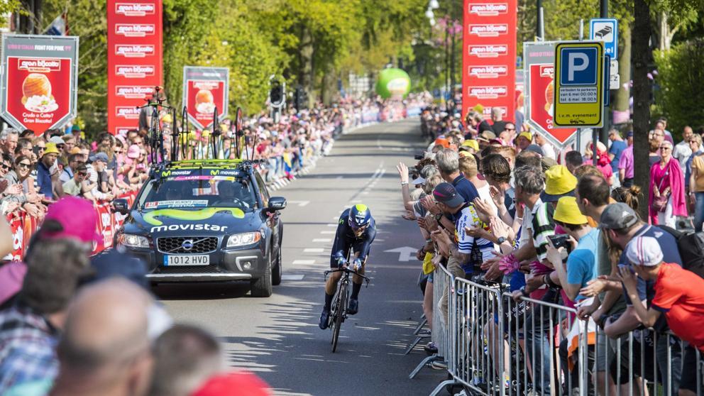 Etapa 15 del Giro de Italia 2016