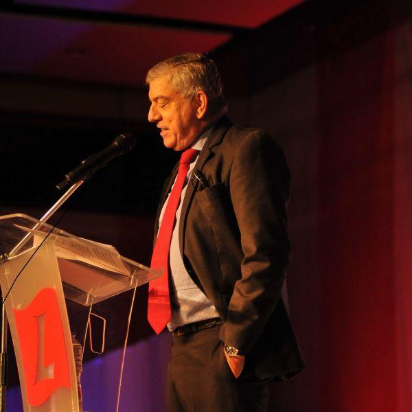 Expresidente César Gaviria