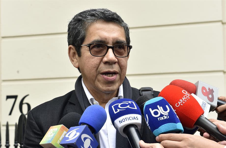 Exrebelde salvadoreño Joaquín Villalobos