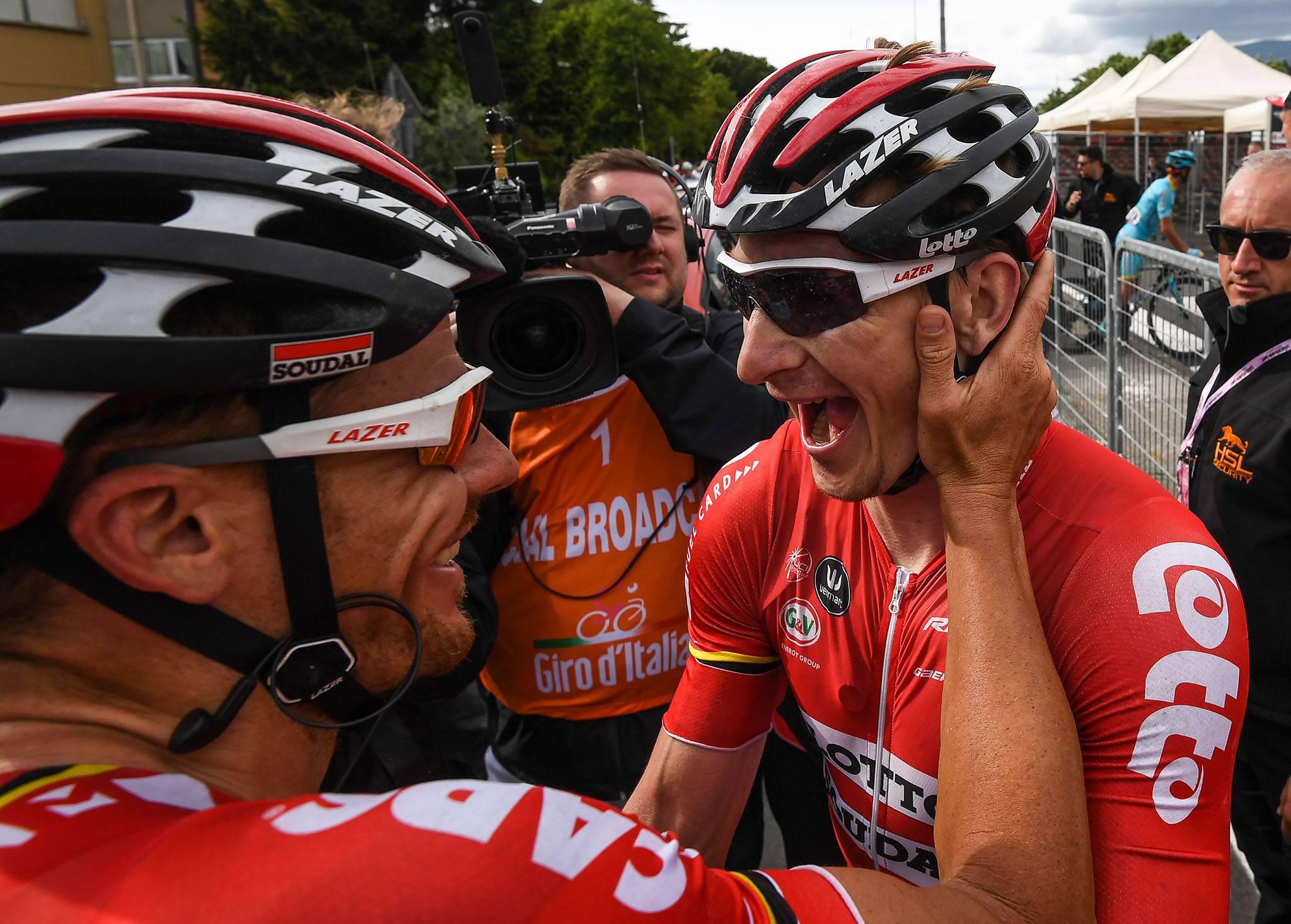 Felicidad en el Giro