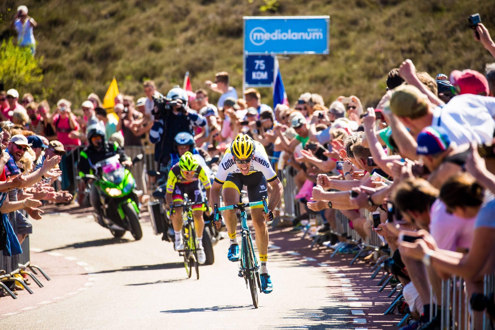 Ganador de la tercera etapa del Giro