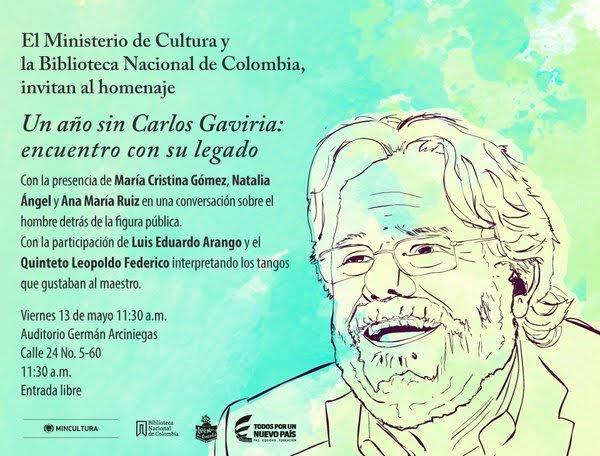 Homenaje a Carlos Gaviria Díaz