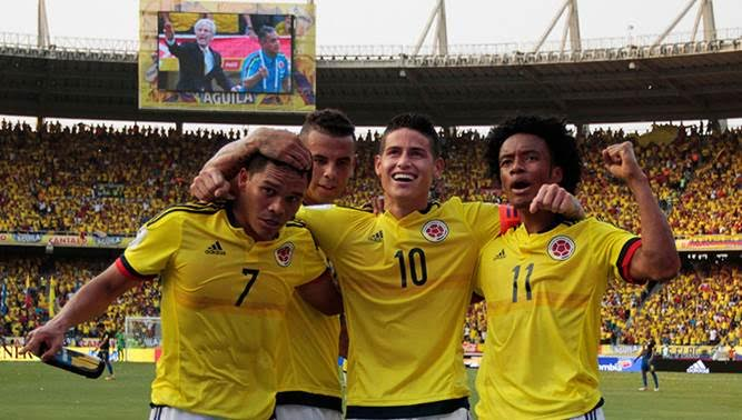 Jugadores para Copa América Centenario 2016