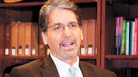 Kevin Withaker, embajador de EE. UU