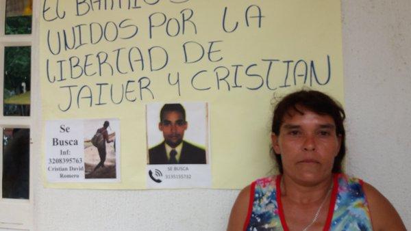 -La hermana de Cristian exige conocer paradero de su hermano