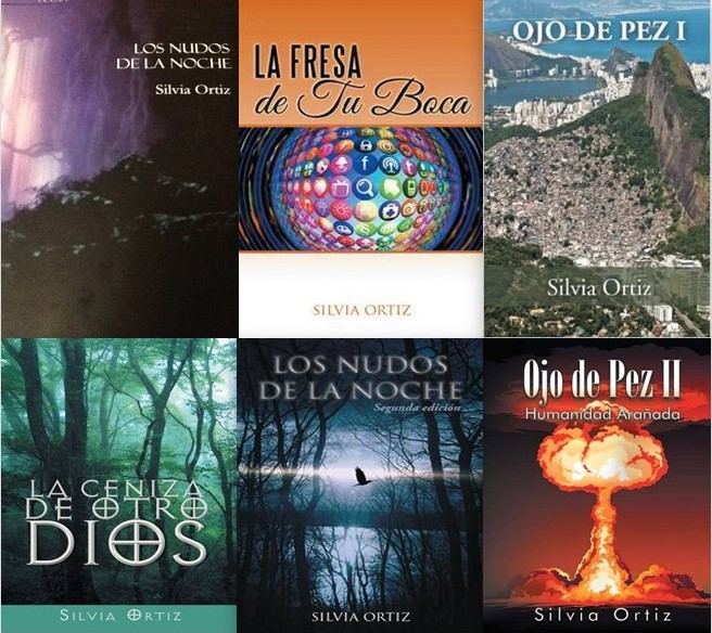 Libros de Silvia Ortiz