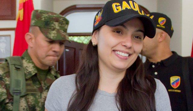 Melissa Trillos regresó a la libertad