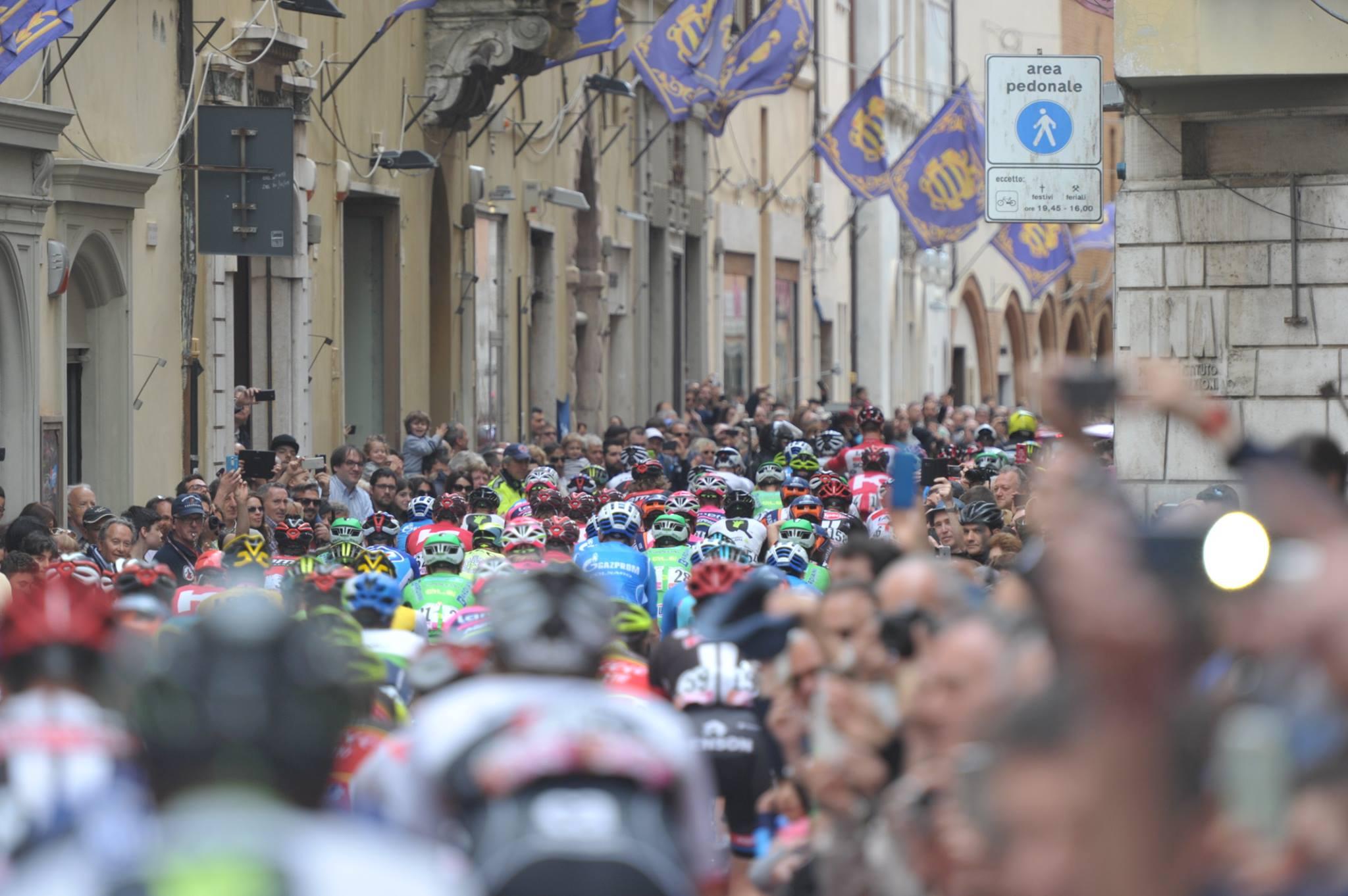 Octava etapa en el Giro2