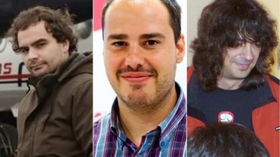Periodistas españoles secuestrados en Siria