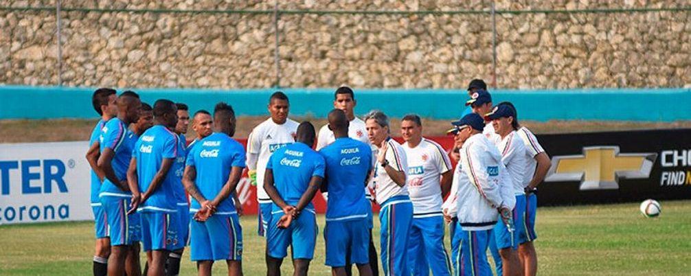 Piscis Restrepo  se unio a la Selección Colombia